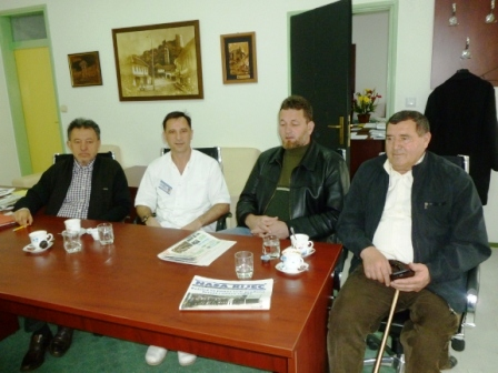 Organizacije RVI općine Tešanj